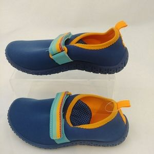 NWOT Toddler Boys Francis Water Shoes Blue Size 11